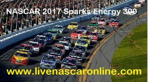 NASCAR Xfinity Series Talladega Race Live