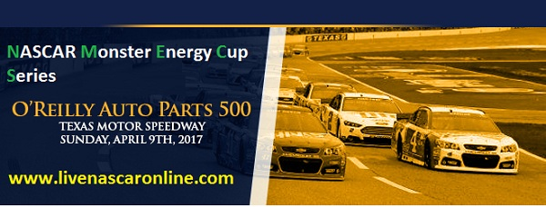 O Reilly Auto Parts 500 NASCAR Race Live