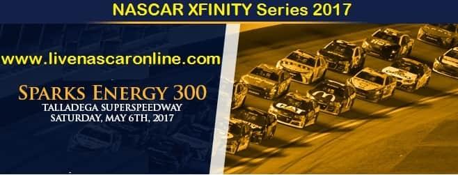 Sparks Energy 300 Xfinity Series live