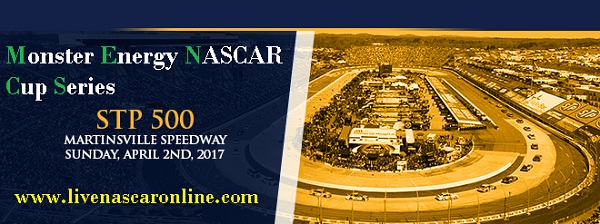 STP 500 NASCAR Race live