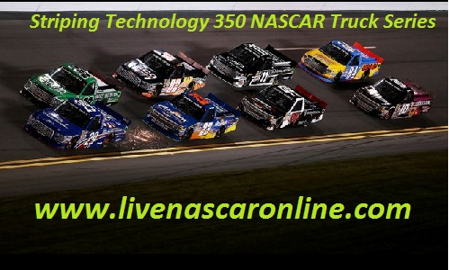 Striping Technology 350 NASCAR Truck Series live
