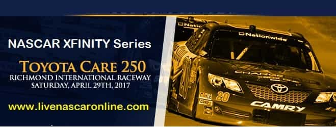 ToyotaCare 250 Xfinity Series live
