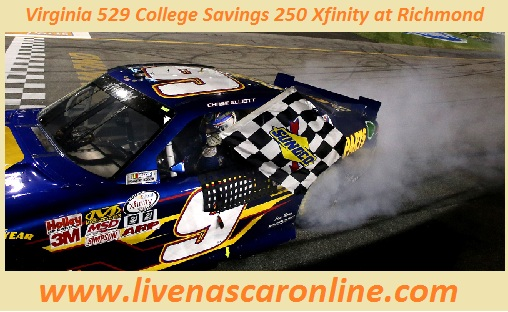 Virginia 529 College Savings 250 Xfinity at Richmond