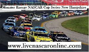 Live Monster Energy NASCAR Cup Series New Hampshire Online